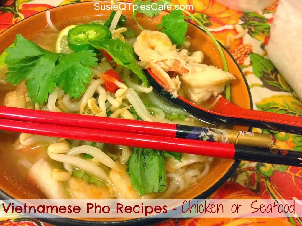 Pho Recipes