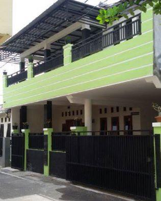 Rumah 2 Lantai  Dijual Pondok Cipta Jati Asih Bekasi 1.6M