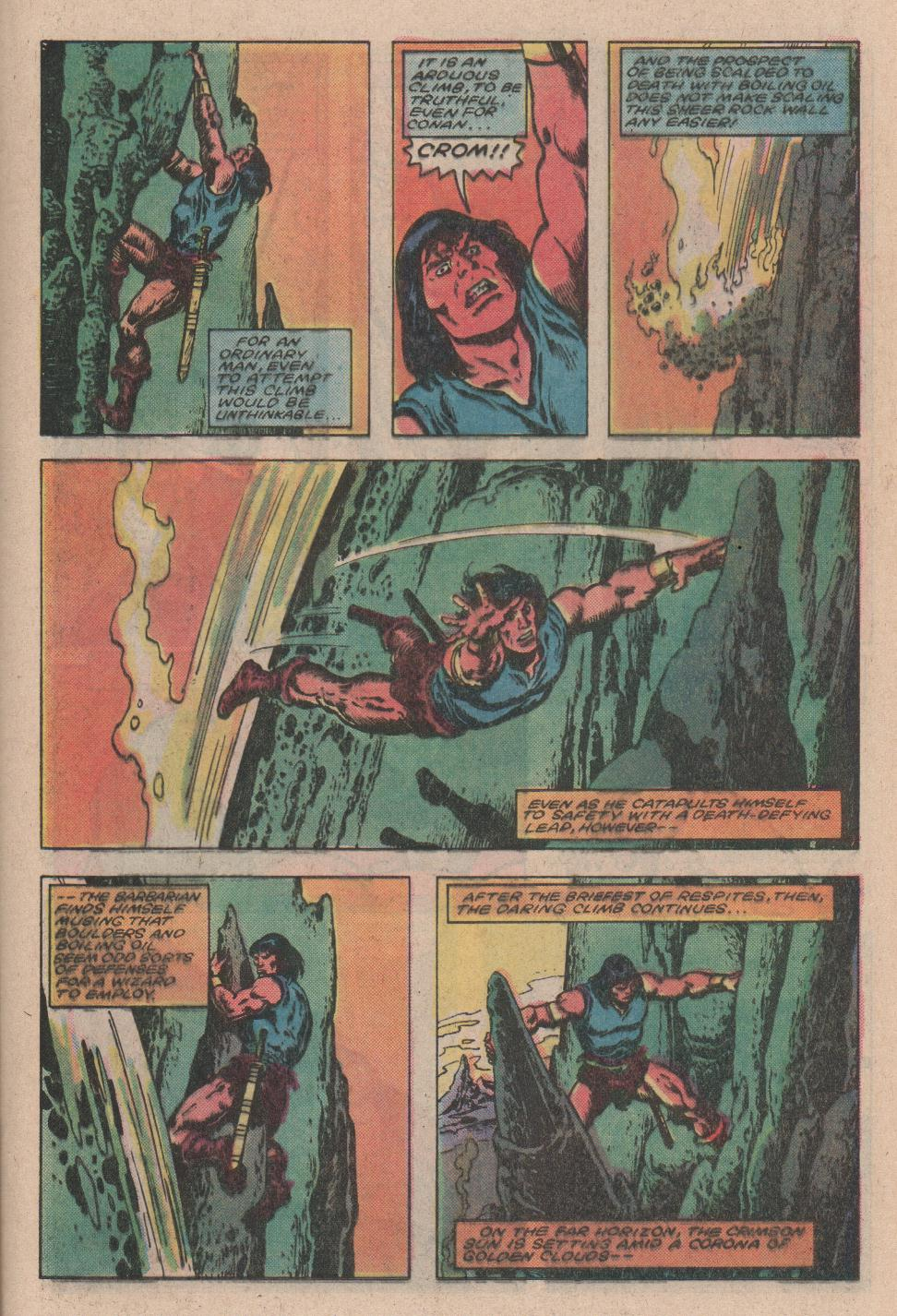 Conan the Barbarian (1970) Issue #157 #169 - English 10