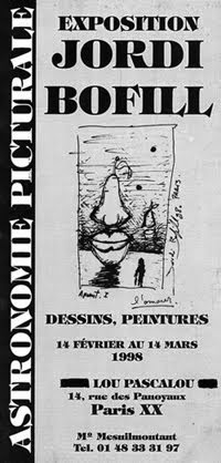 1998.LOU PASCALOU GALLERY.PARIS.