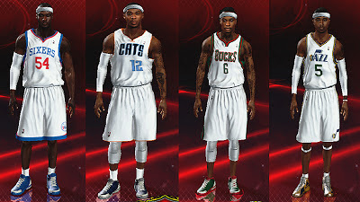 NBA 2K13 Roster Updated Gears and Accessories