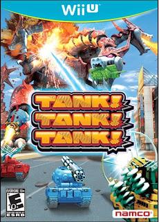 Box art for Wii U game Tank! Tank! Tank!