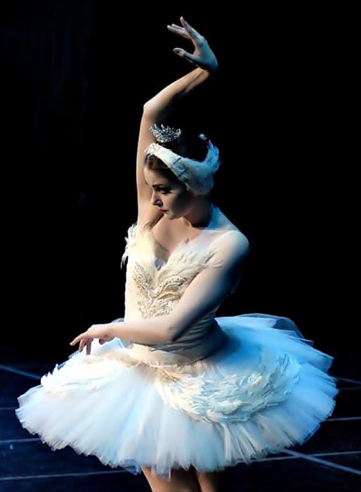 Kathryn Morgan. Bailarina