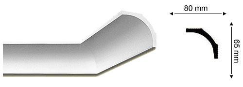 Sanca Nomastyl B1 - 10 cm de largura