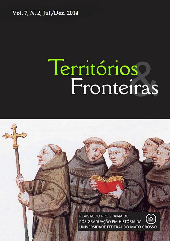 Revista Territórios e Fronteiras