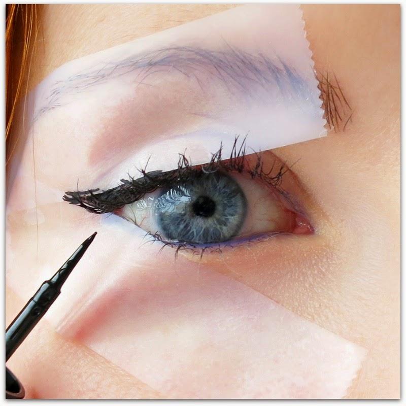 En casa de oly agosto 2014 - Maneras de pintar los ojos ...