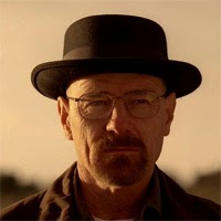 "Película de Facebook Walter White, alias ""Heisemberg"" (Breaking Bad)"