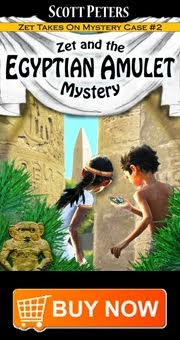Egyptian Mystery Series #2