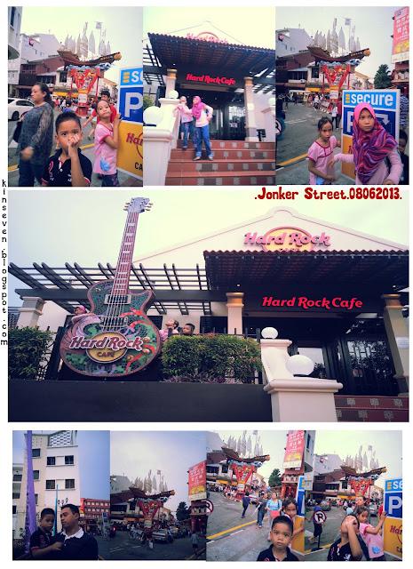 jonker street, hard rock malacca