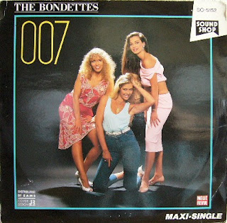 THE BONDETTES - 007, Vinyl 12\