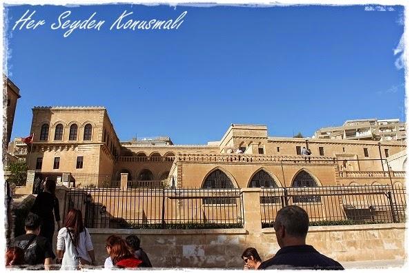 Mardin Müzesi dışarıdan