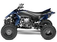 2013 Yamaha Raptor YFZ450R SE ATV pictures 3