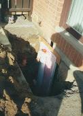 Grey County Basement Excavation Waterproofing Contractors 1-800-334-6290