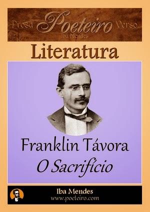 O Sacrificio Franklin Távora