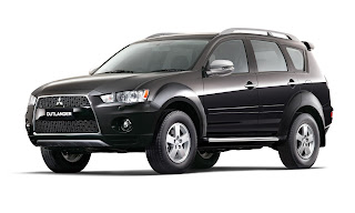 Mitsubishi Outlander Chrome Wallpapers