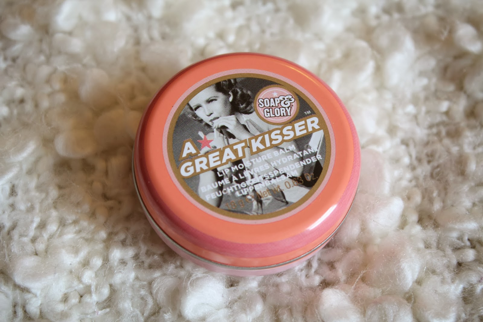 Soap & Glory 'A Great Kisser' Lipbalm