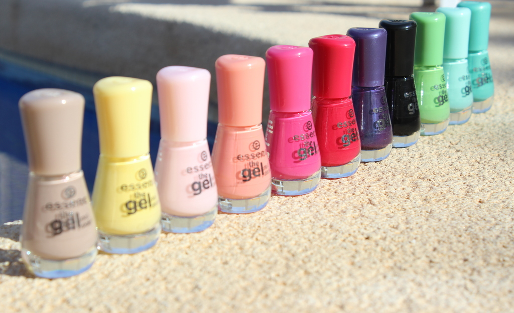 Essence The Gel Nail Polish collection - photos, swatches | Lovely ...