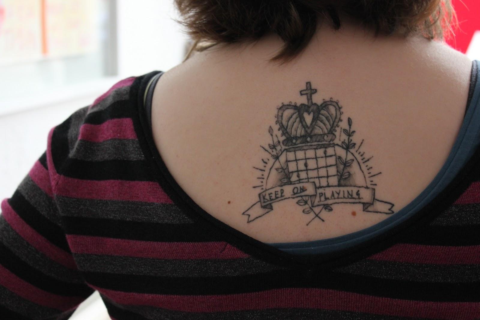 Dty (Do Tattoos Yourself)