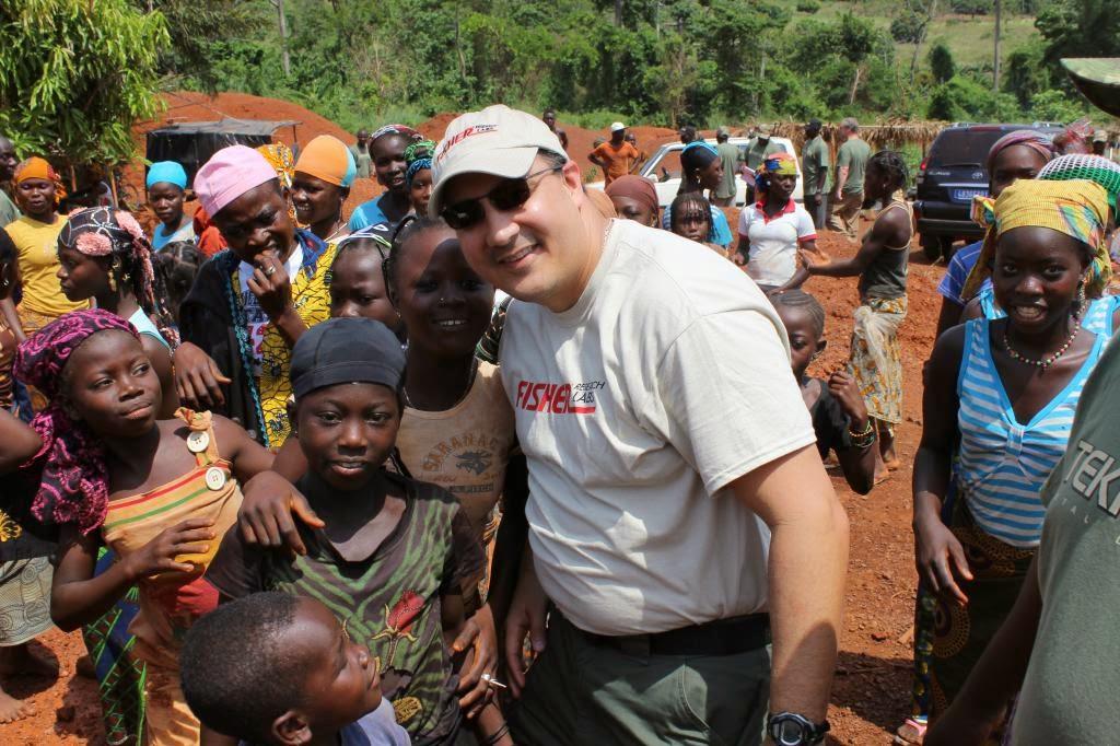 Russ In Africa