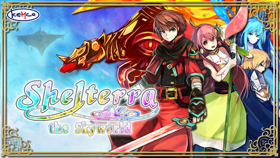 RPG Shelterra the Skyworld Android Apk