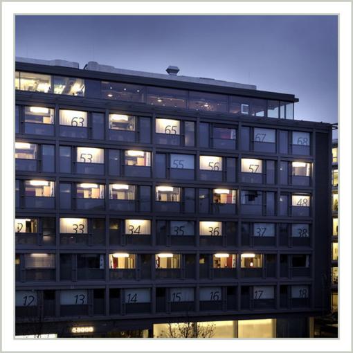 CASA CAMPER BERLIN - HOTEL FACADE