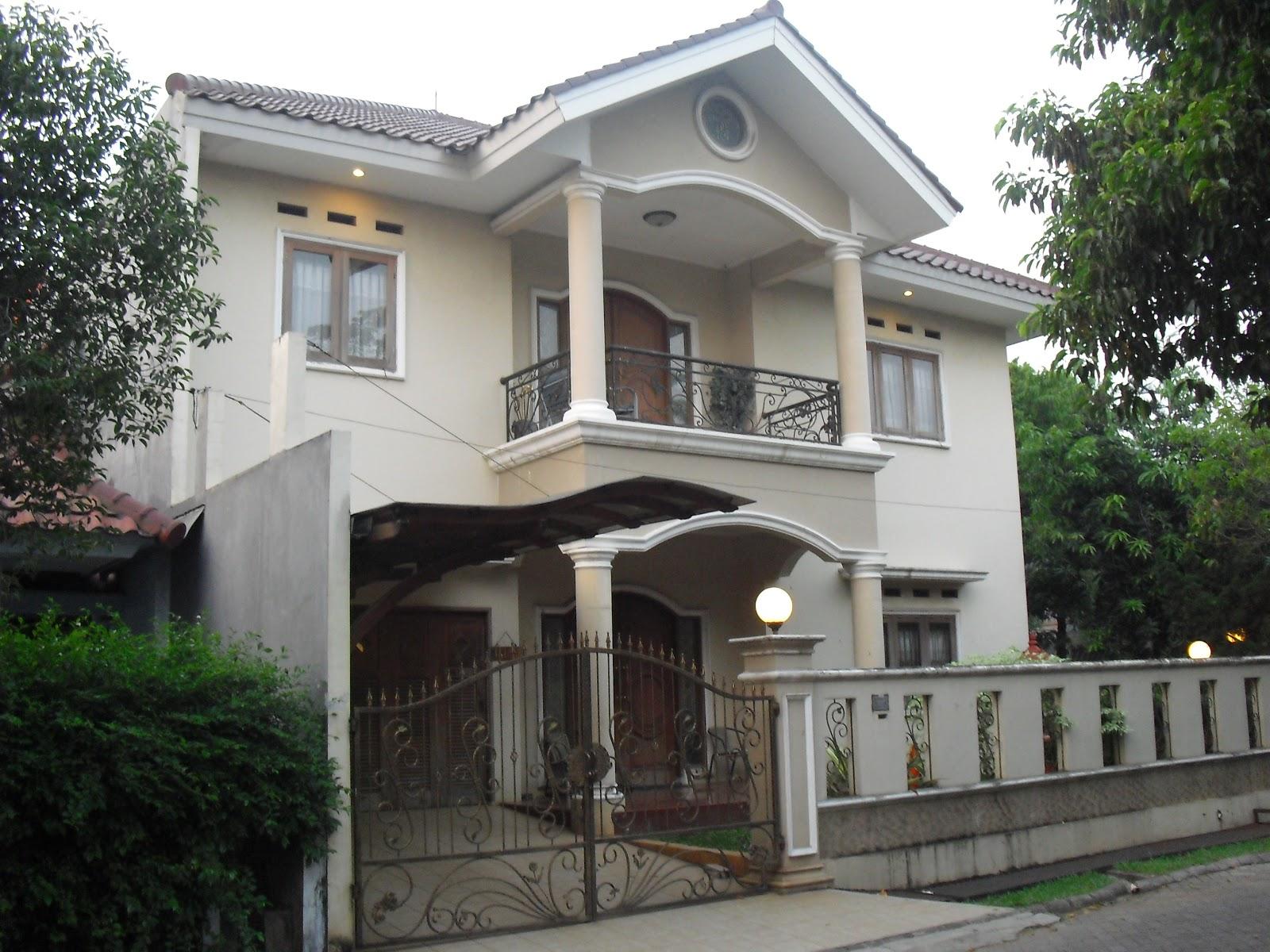 Panduan Bangunan Rumah: Desain Renovasi Rumah Klasik Kontemporer di Bintara