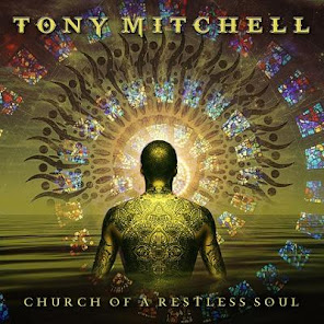 Mitchell, Tony/ Church Of A Restless Soul AOR Heaven August 28, 2020