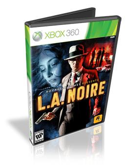 Download L.A. Noire Xbox 360 RF 2011
