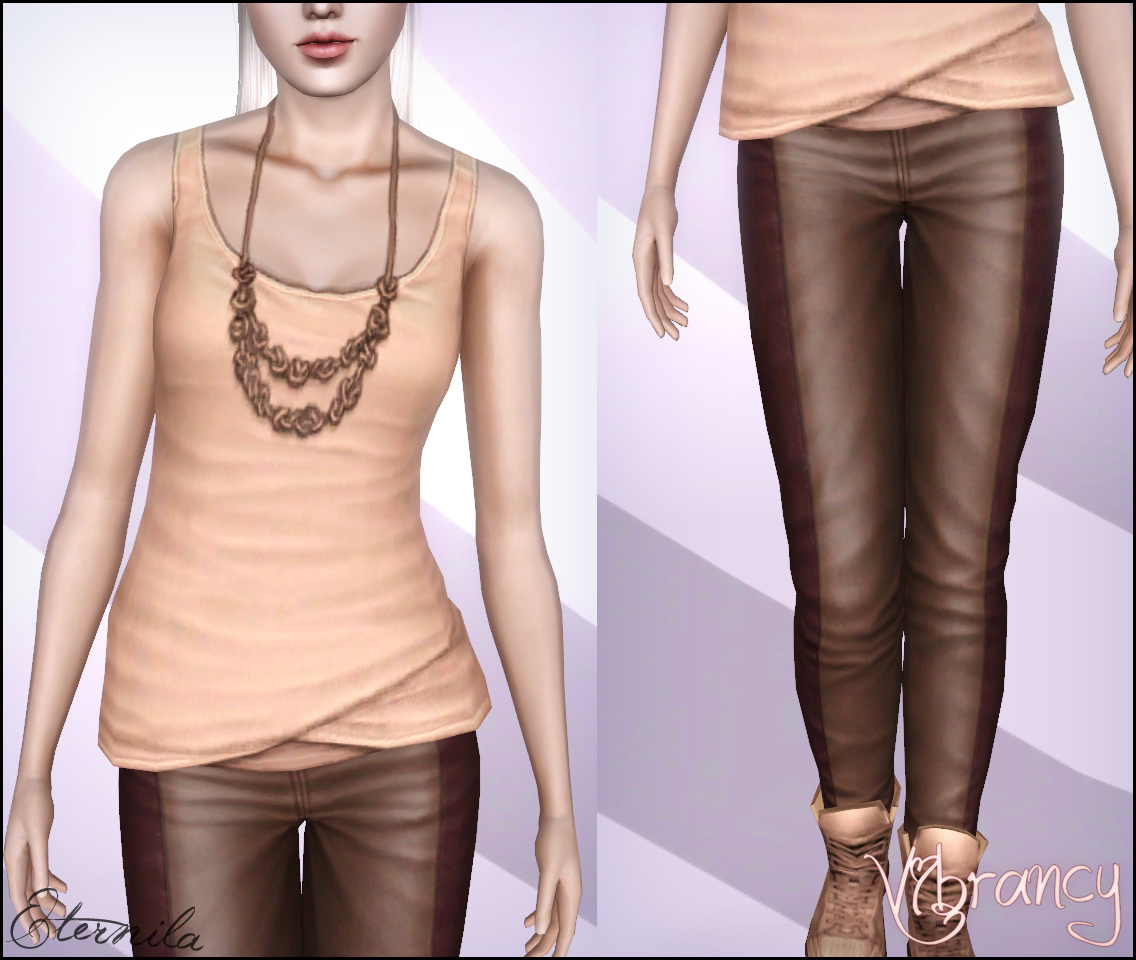 Downloads / Sims 2 / Sets / Fashion Mix - The Sims Resource 6
