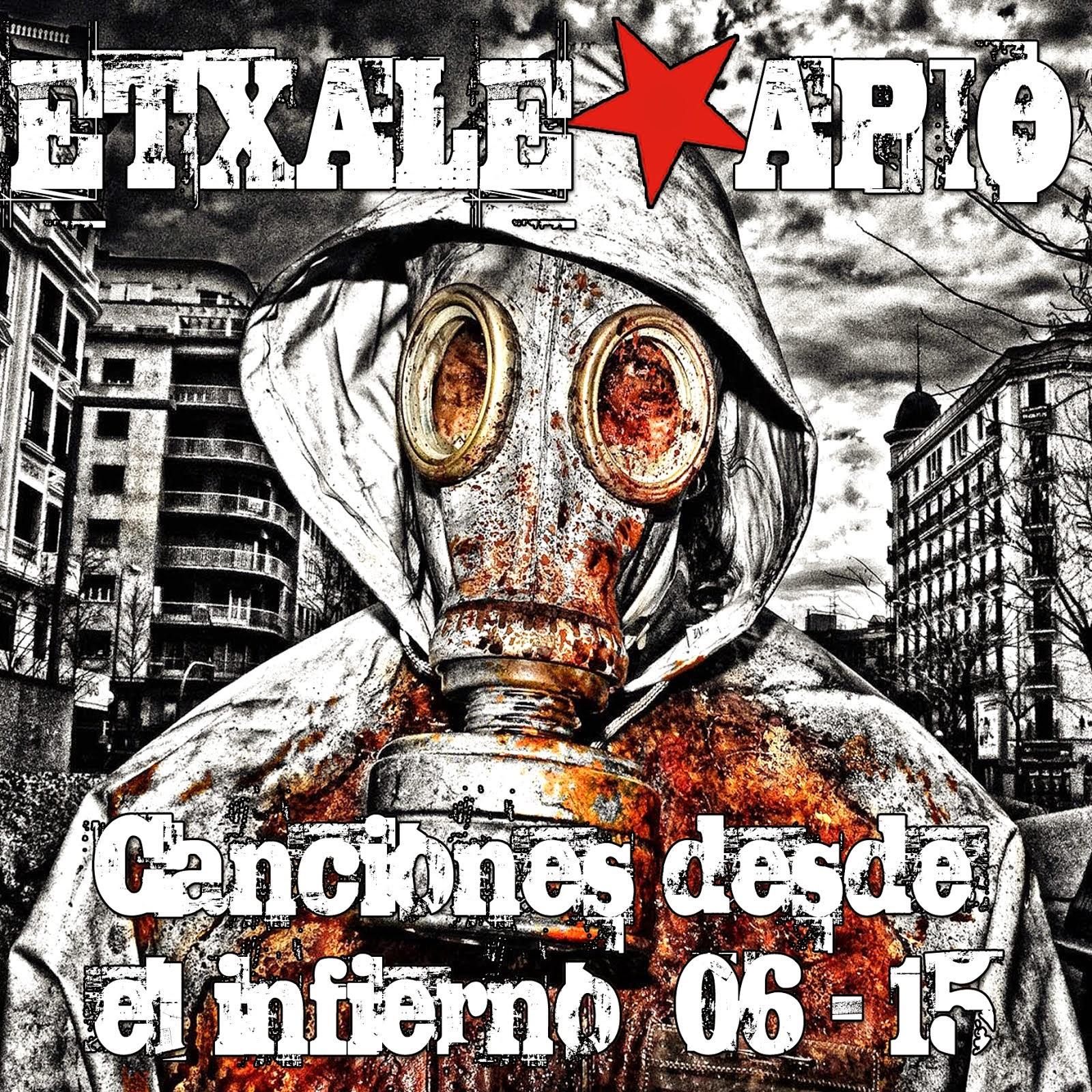 """Descarga el album """"Canciones desde el infierno 06-15"""""""