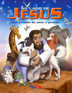 Ao Lado de Jesus - DVDRip Dual Áudio
