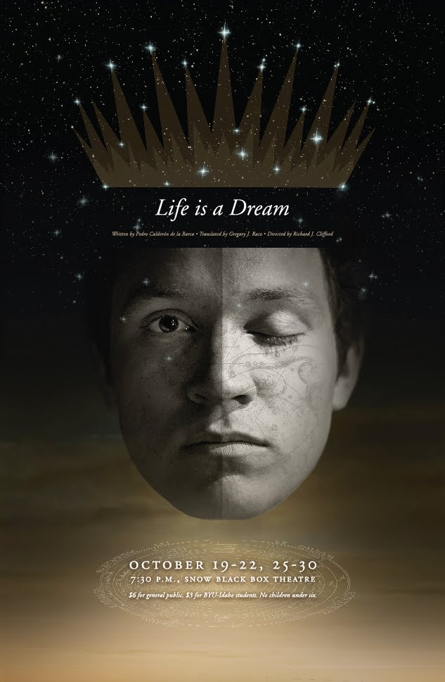 life is a dream by calderon