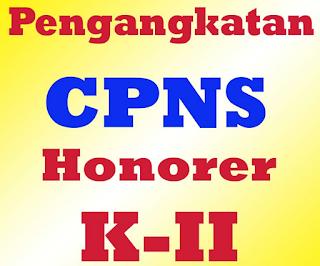 Tenaga honorer klasifikasi II yang tidak lulus tes cpns akan diprioritaskan untuk diangkat me Pengangkatan Honorer K2 Menjadi CPNS Tanpa Tes Ini Syaratnya