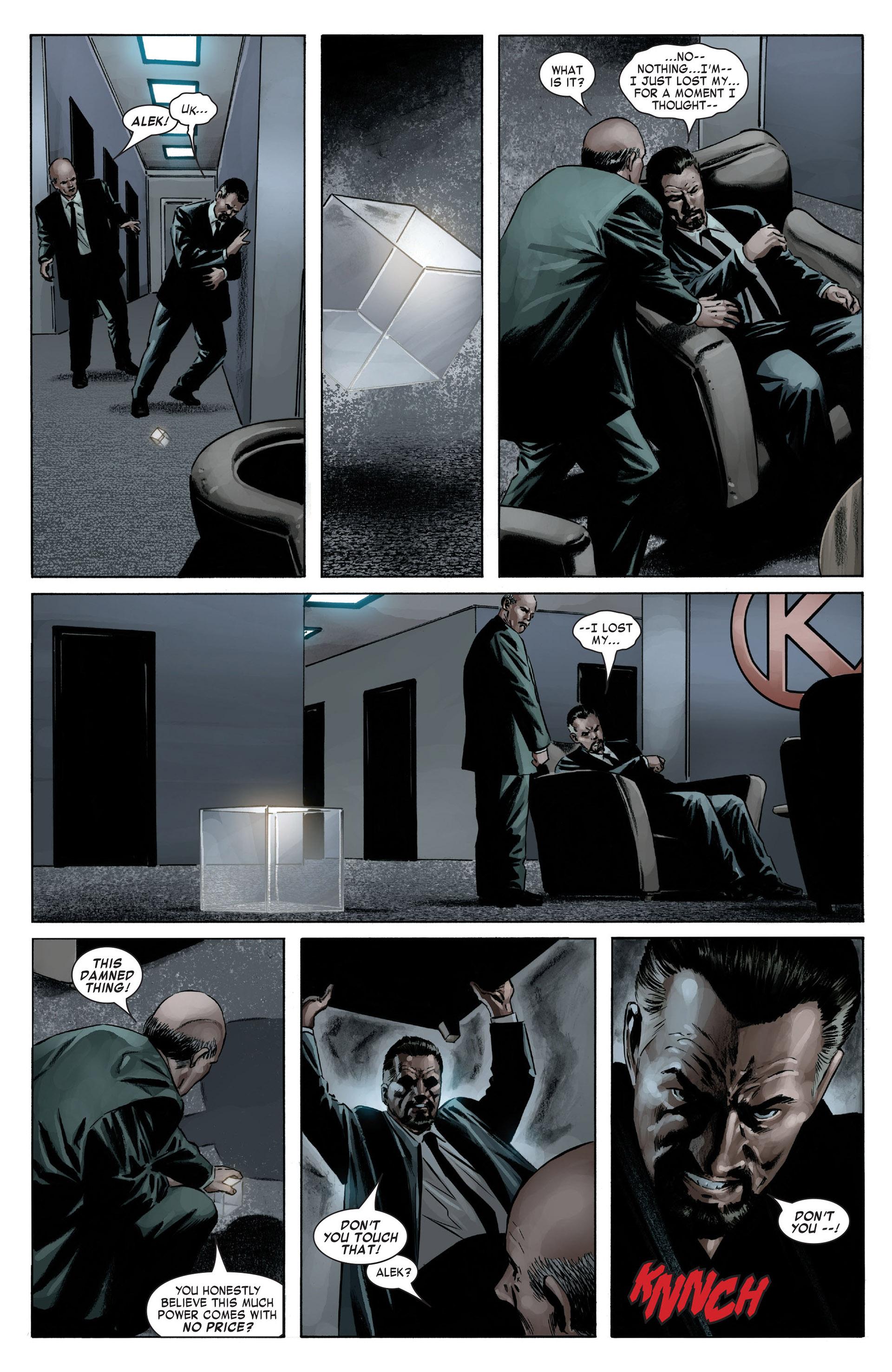 Captain America (2005) Issue #12 #12 - English 14