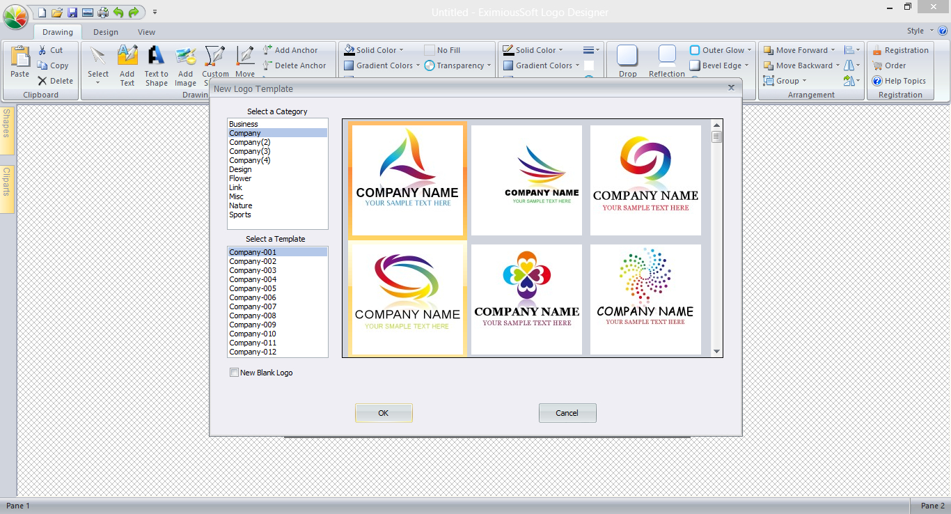 Adobe program for logo design
