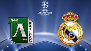 مشاهدة مباراة ريال مدريد ولودوجوريتس رازجراد بث مباشر 09-12-2014 | Real Madrid vs Ludogorets Razgrad