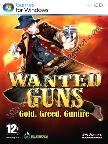 Free Download Games - Wanted Guns