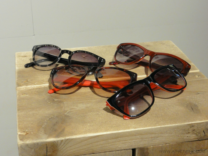 Rocco by Rodenstock RR309 black/orange layered