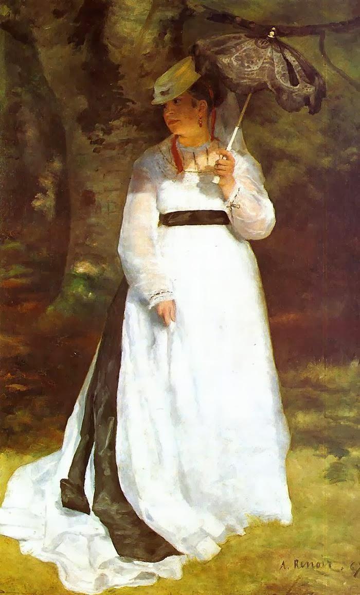Stendhal Syndrom Eine Perle Aus Essen Pierre Auguste Renoirs Lise