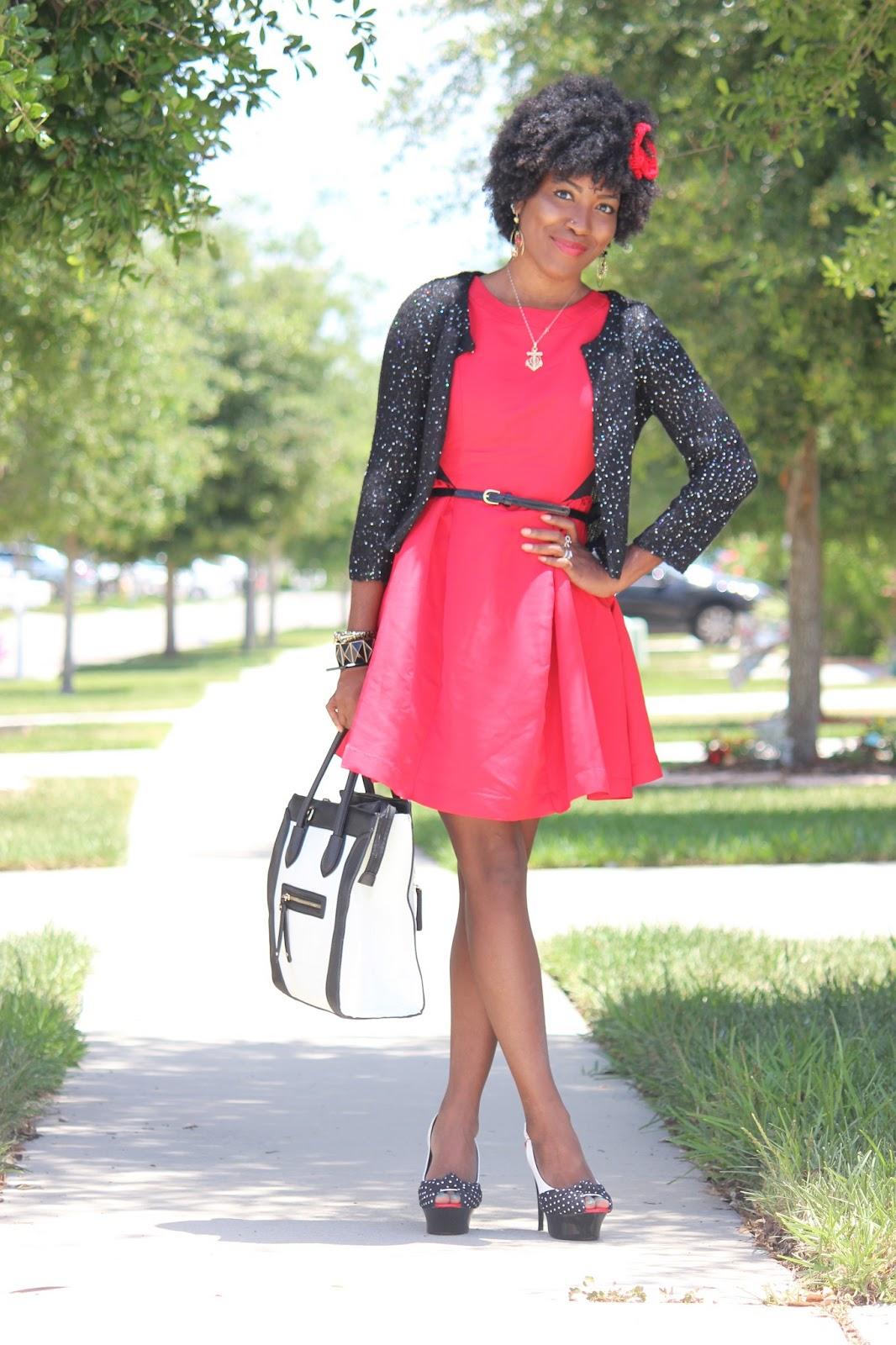 how to wear gurung dress