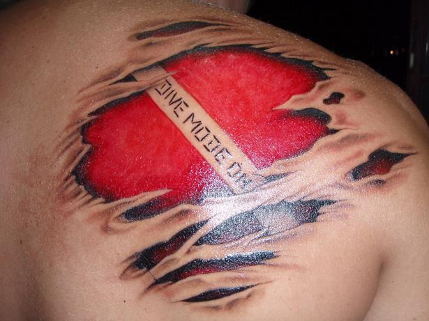 Όποιος έχει Tattoo και θα ήθελε να το