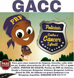 PARE PRA MIM-  PRF/ GACC