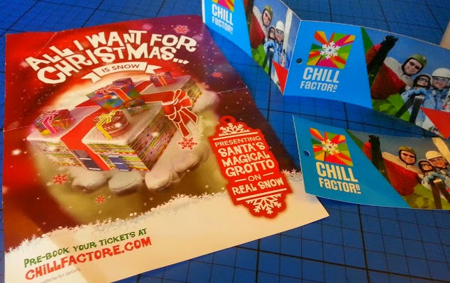 Santa's Snow Grotto Chill Factore review