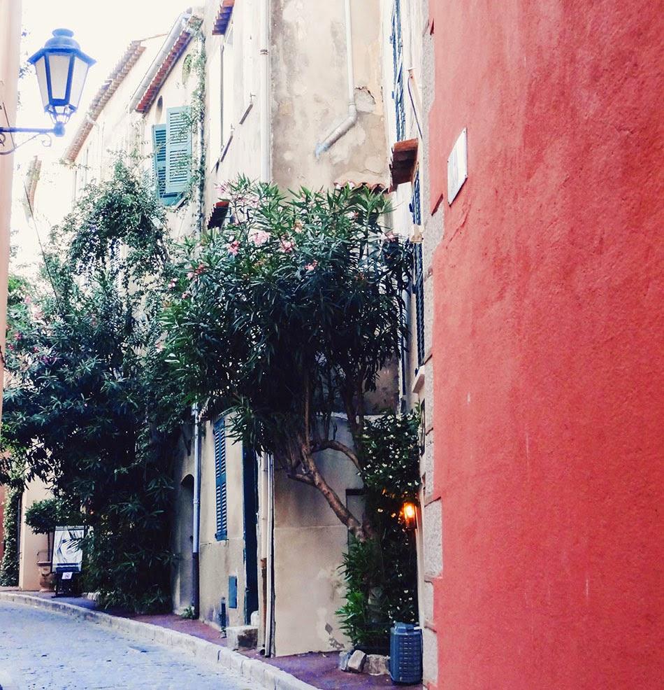 Saint Tropez ruelle