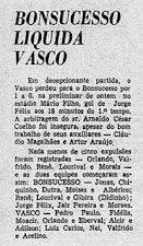 Placar Histórico: 26/07/1969.