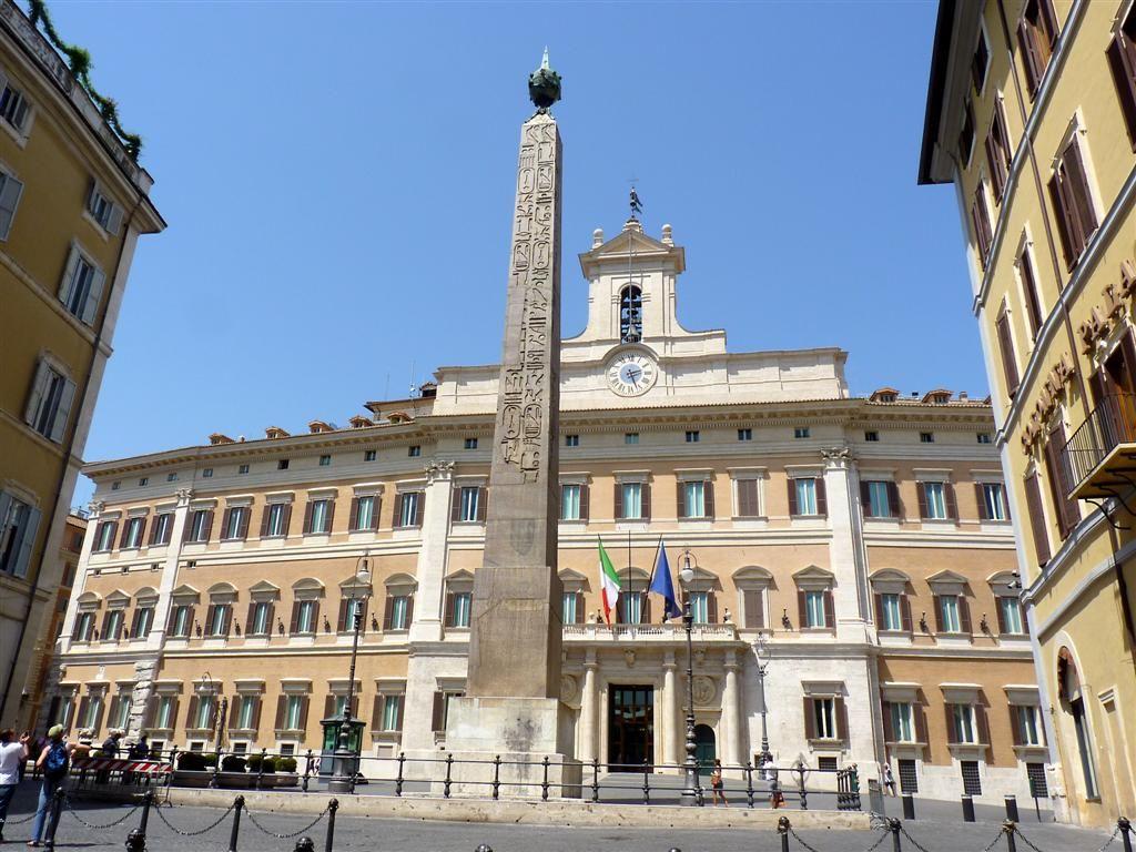 Di qua e di la gian lorenzo bernini vita e opere romane for Piazza montecitorio 12