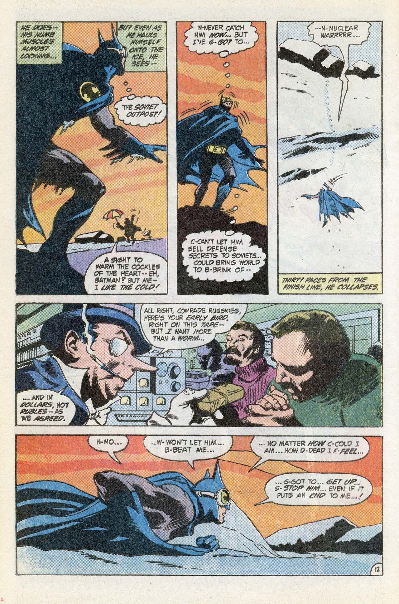 Detective Comics (1937) Issue #541 Page 16