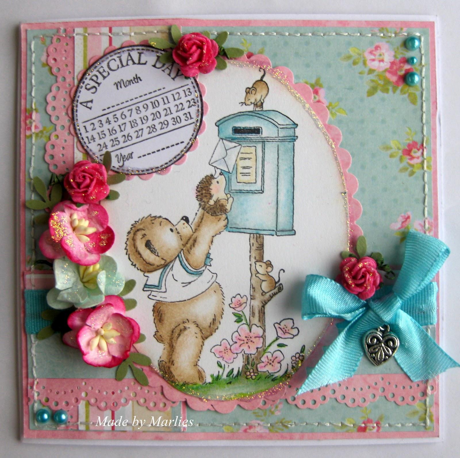 Scrapcards by marlies voor een klein meisje - Klein meisje idee ...