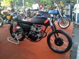 modifikasi yamaha rx twin 125