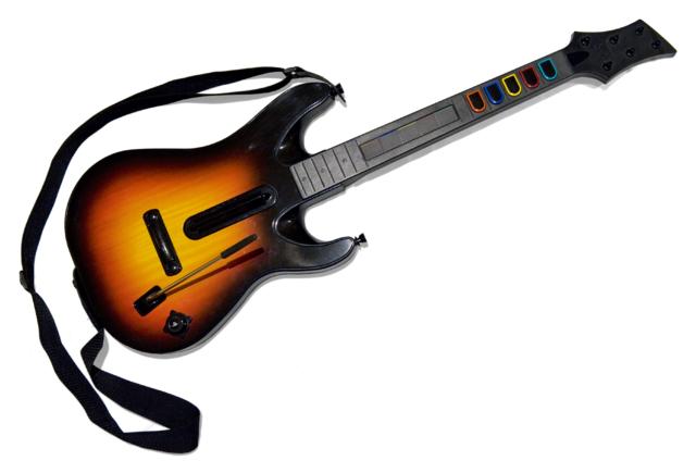 Guitar Hero World Tour Wireless Controller Xbox